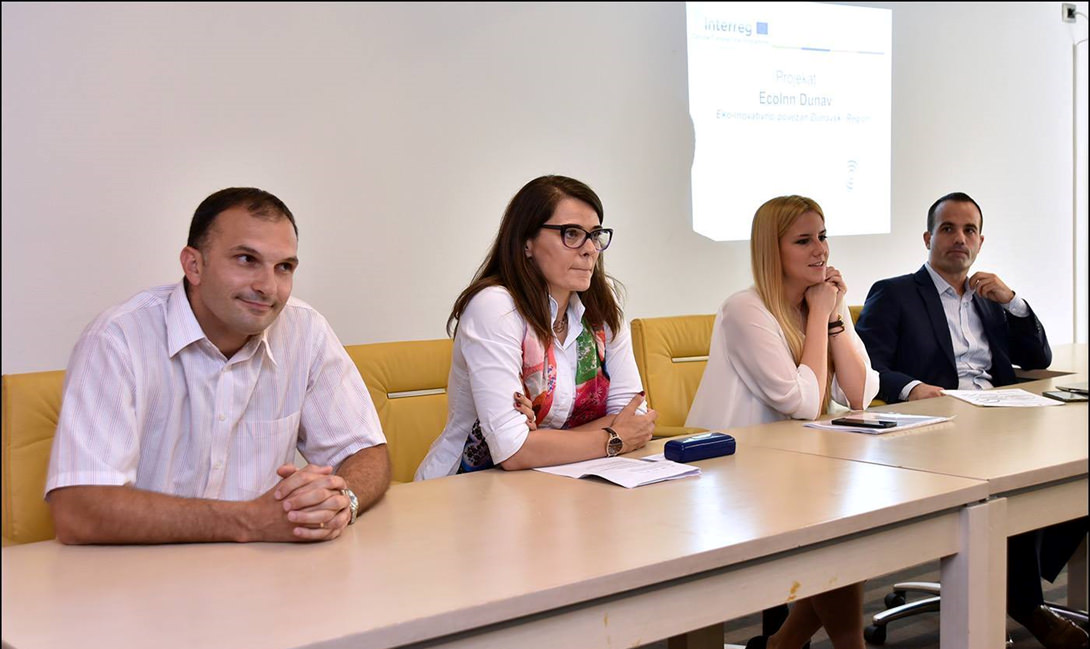 """Drugi nacionalni sastanak predstavnika zainteresovanih strana u okviru """"ECOINN DANUBE"""" projekta u Srbiji"""