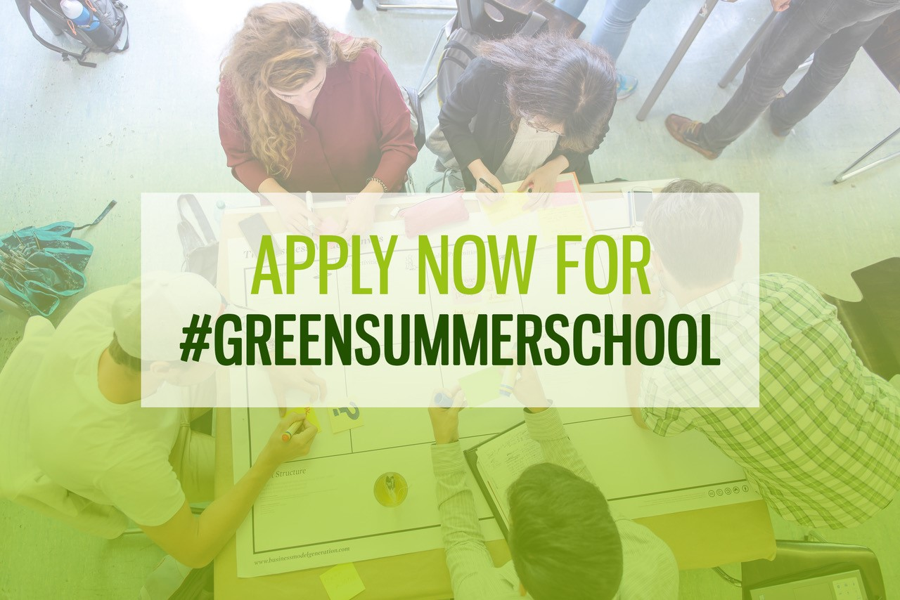 EcoInn Danube – Green Innovation and Entrepreneurship Summer School 2018