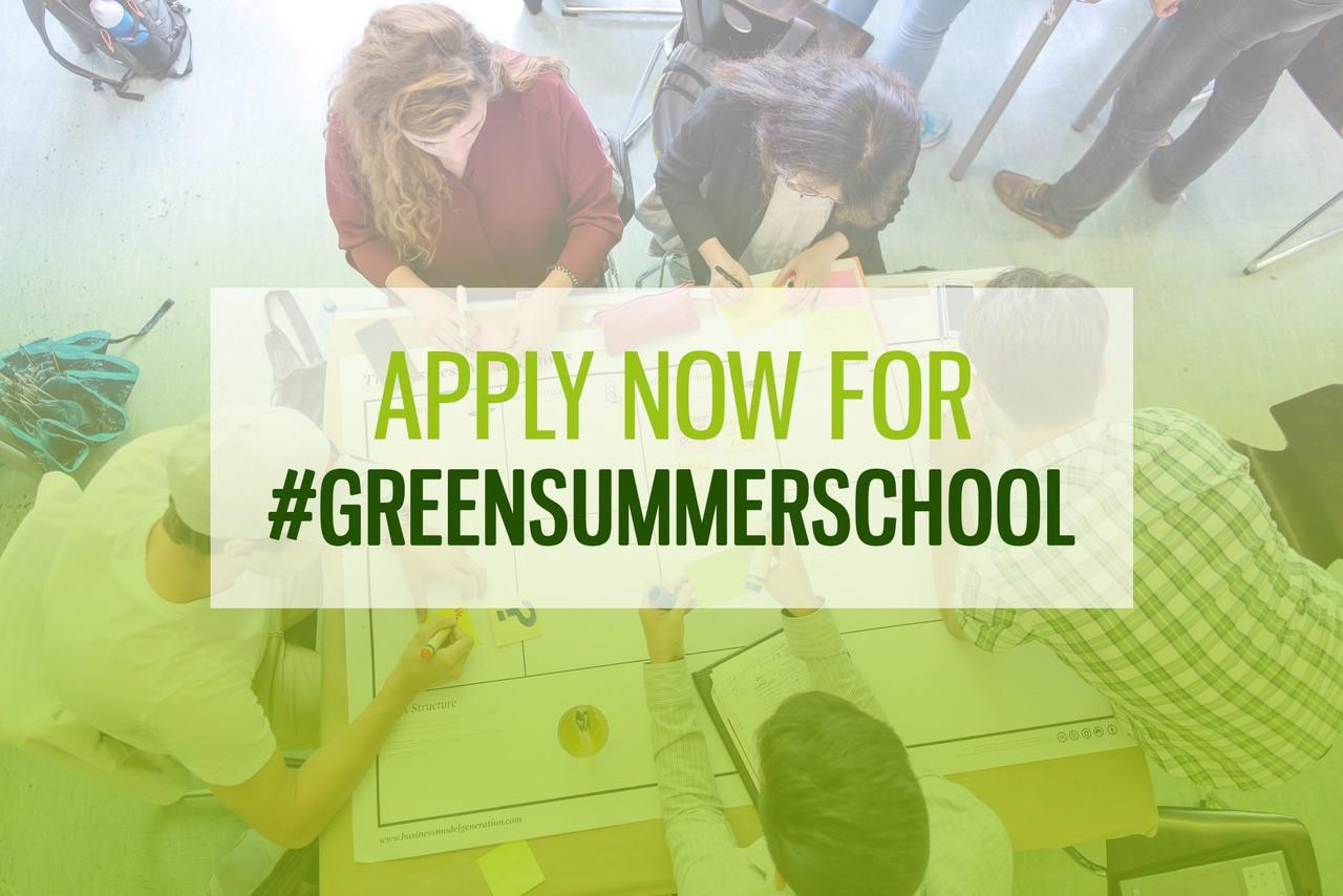 Green Summer School 2017.