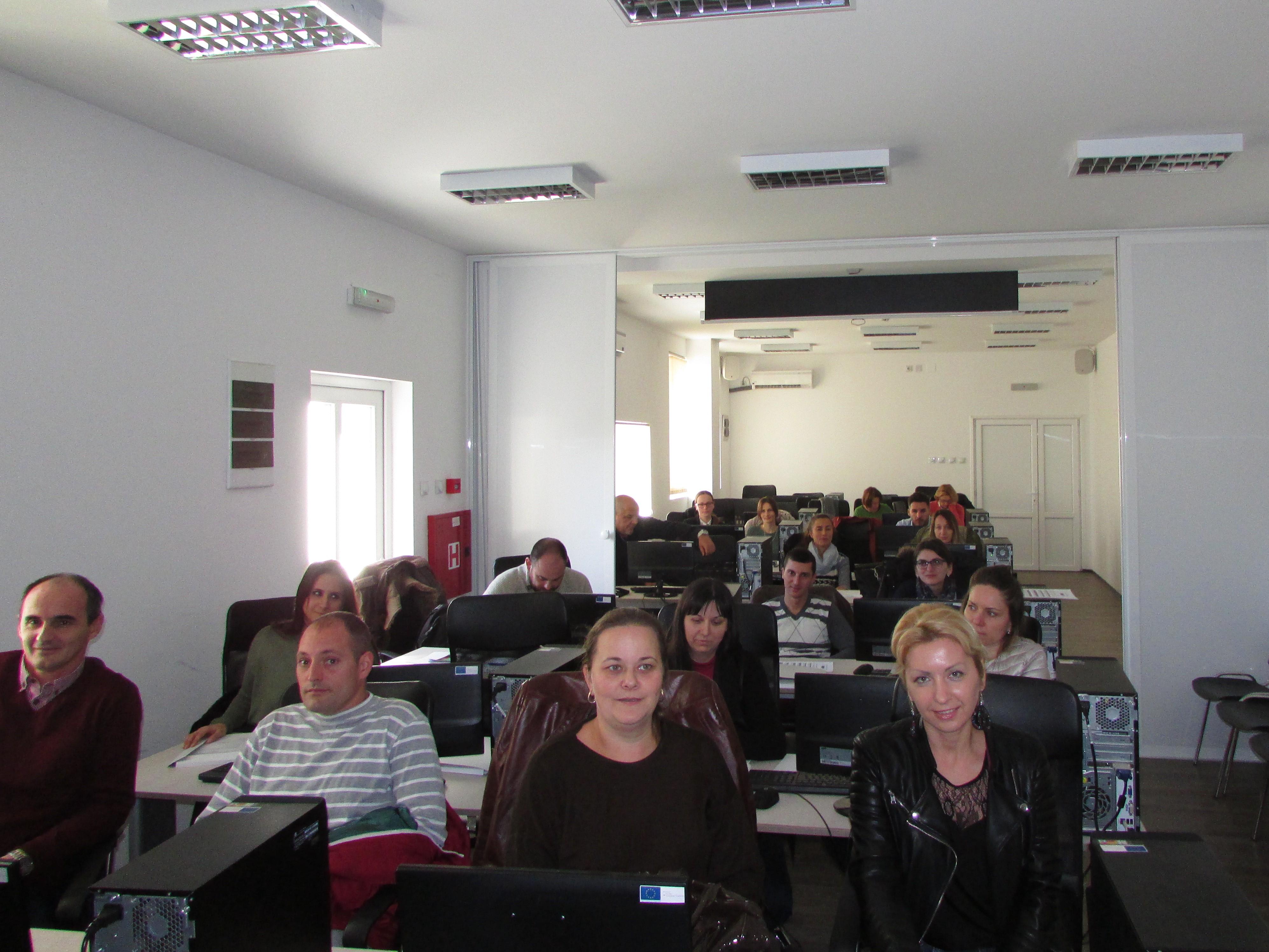 Održana trodnevna obuka za pripremu i sprovođenje projekata