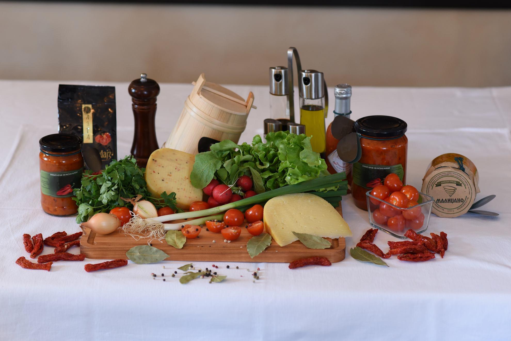 Konkurs za MMSPP iz sektora agrobiznisa i prehrambene industrije.