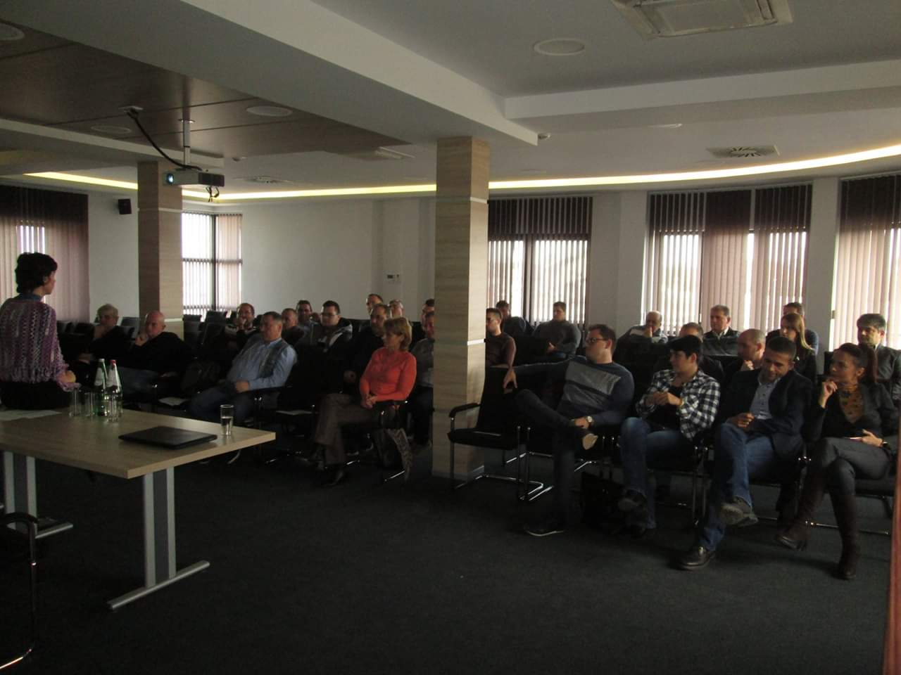 Održan drugi tematski seminar u okviru projekta BANATSMART
