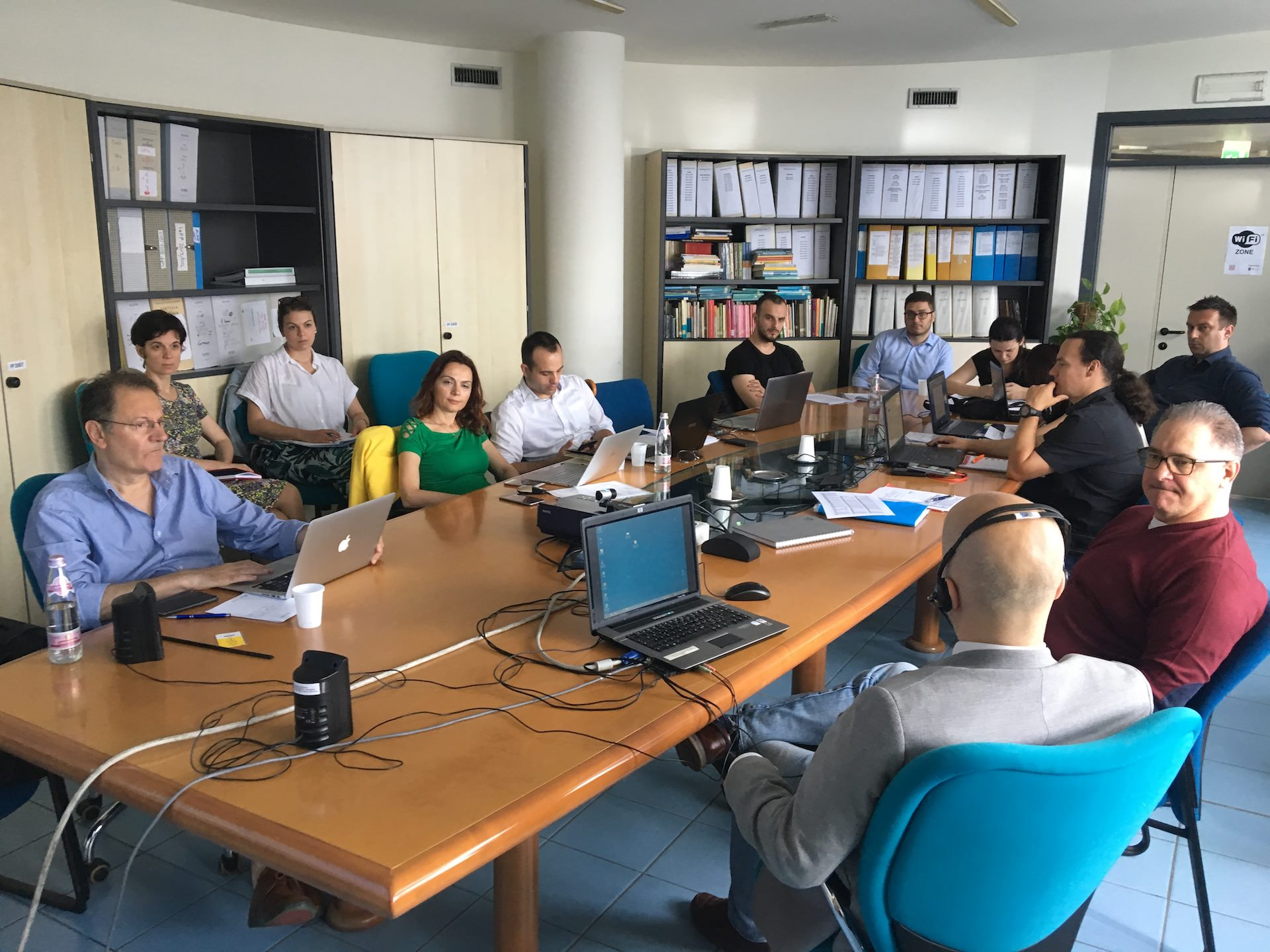 SMILE Project – Drugi sastanak – Rimini