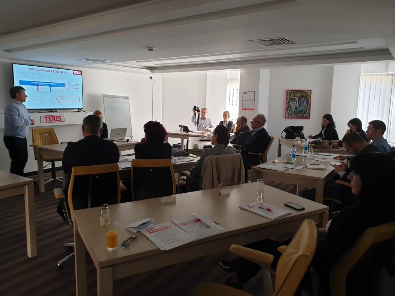 Održan prvi modul edukacije programa obuke za evropsku teritorijalnu saradnju