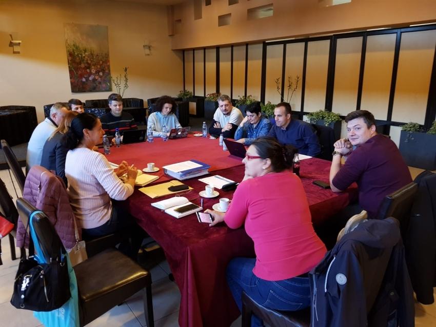 Drugi sastanak projektnog tima