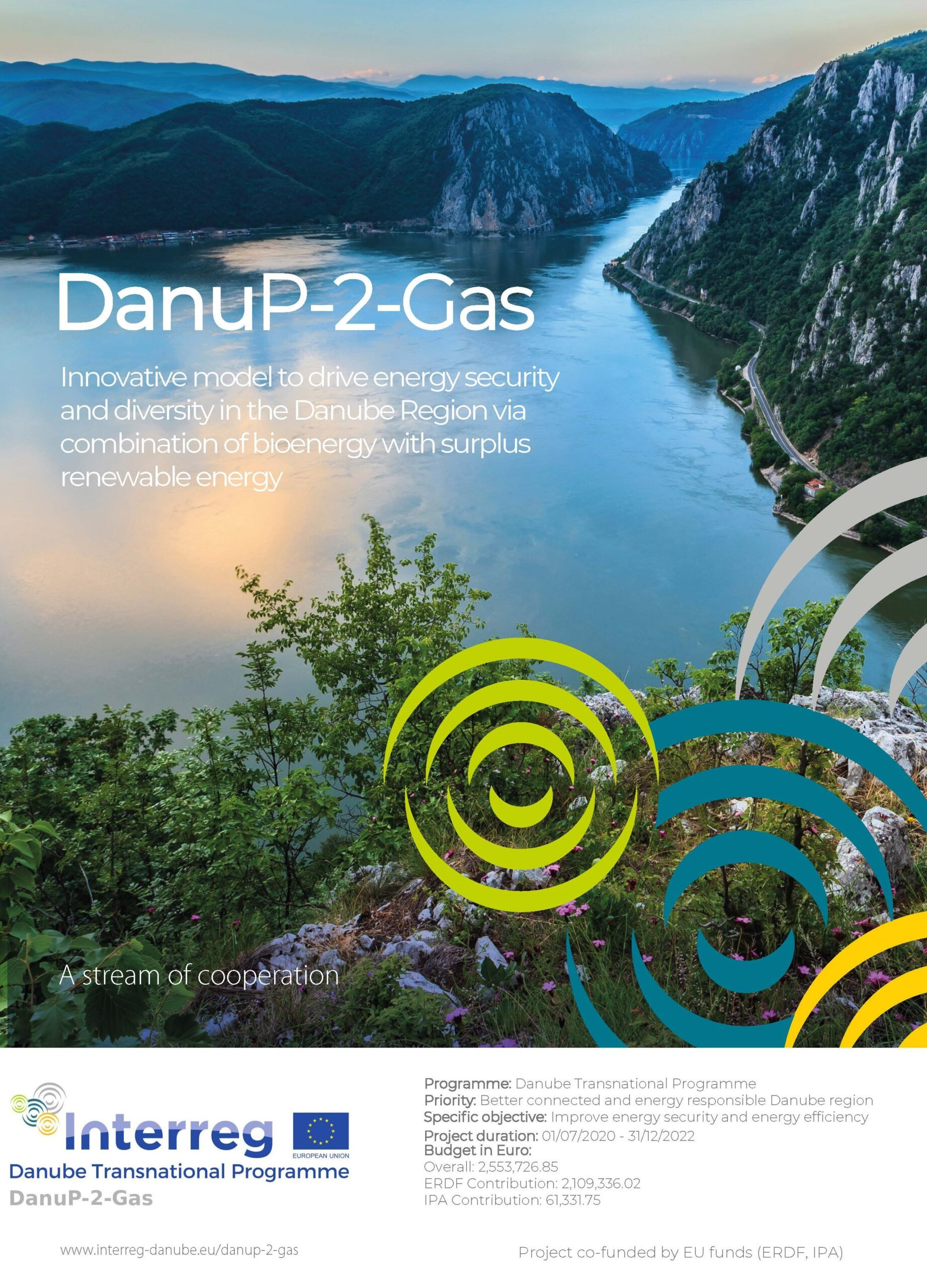 DANUP-2-GAS NEWSLETTER N.1